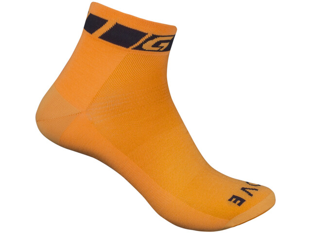 GripGrab Classic Low Cut Socks orange